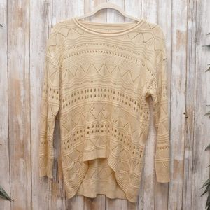 Sweaters - Long Sleeve Lightweight Sweater NWOT